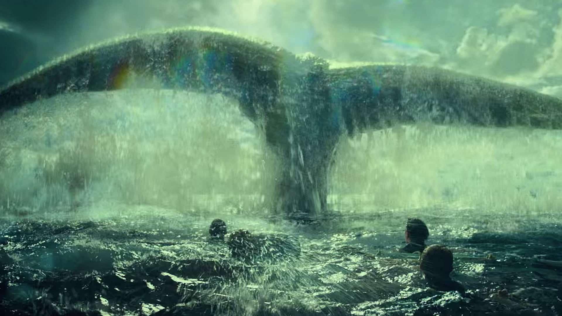 el precursor de Moby Dick