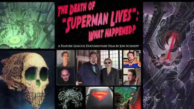 The Death Of Superman Lives