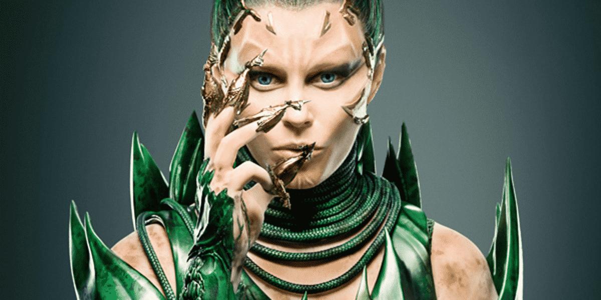 Elizabeth Banks como Rita Repulsa en el reboot de 'Power Rangers'