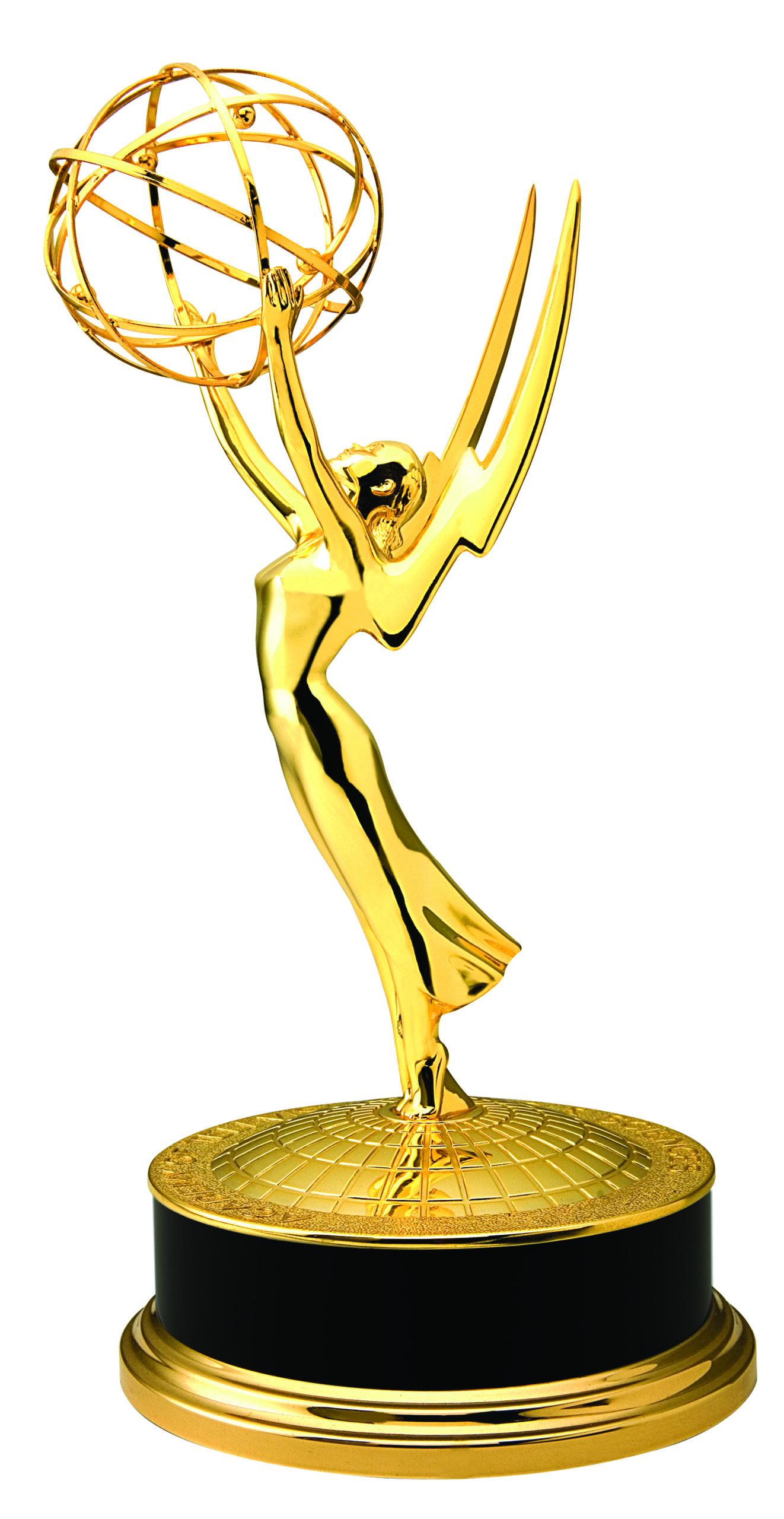 Estatua del Emmy