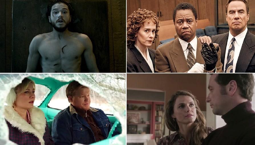 Game of Thrones lidera las nominaciones de los Premios Emmy 2016, seguido por dos shows de FX, The People v OJ Simpson y Fargo.
