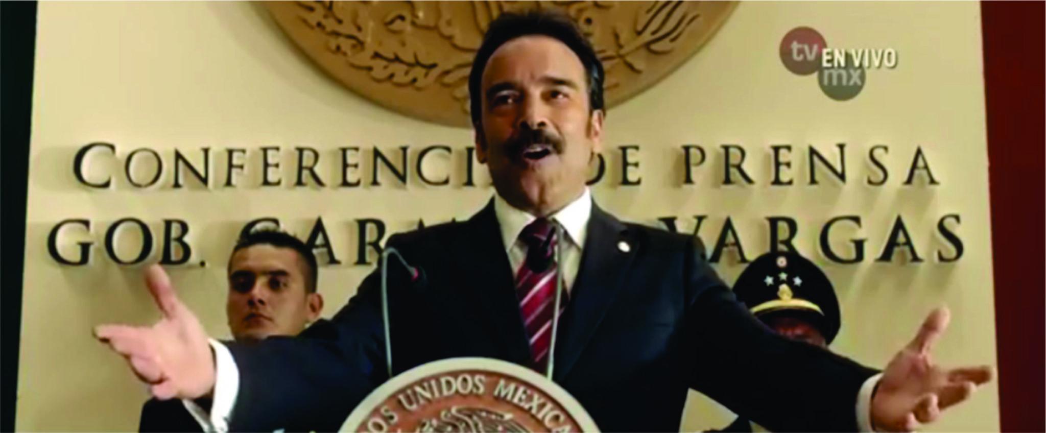 Gobernador Vargas en la dictadura perfecta
