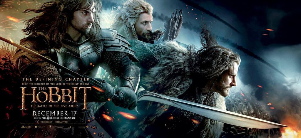 Dwarfs The Hobbit: The Battle Of The Five Armies.