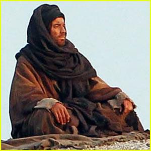 """Fotograma de """"Last days in the desert"""" en el que vemos a Ewan McGregor"""
