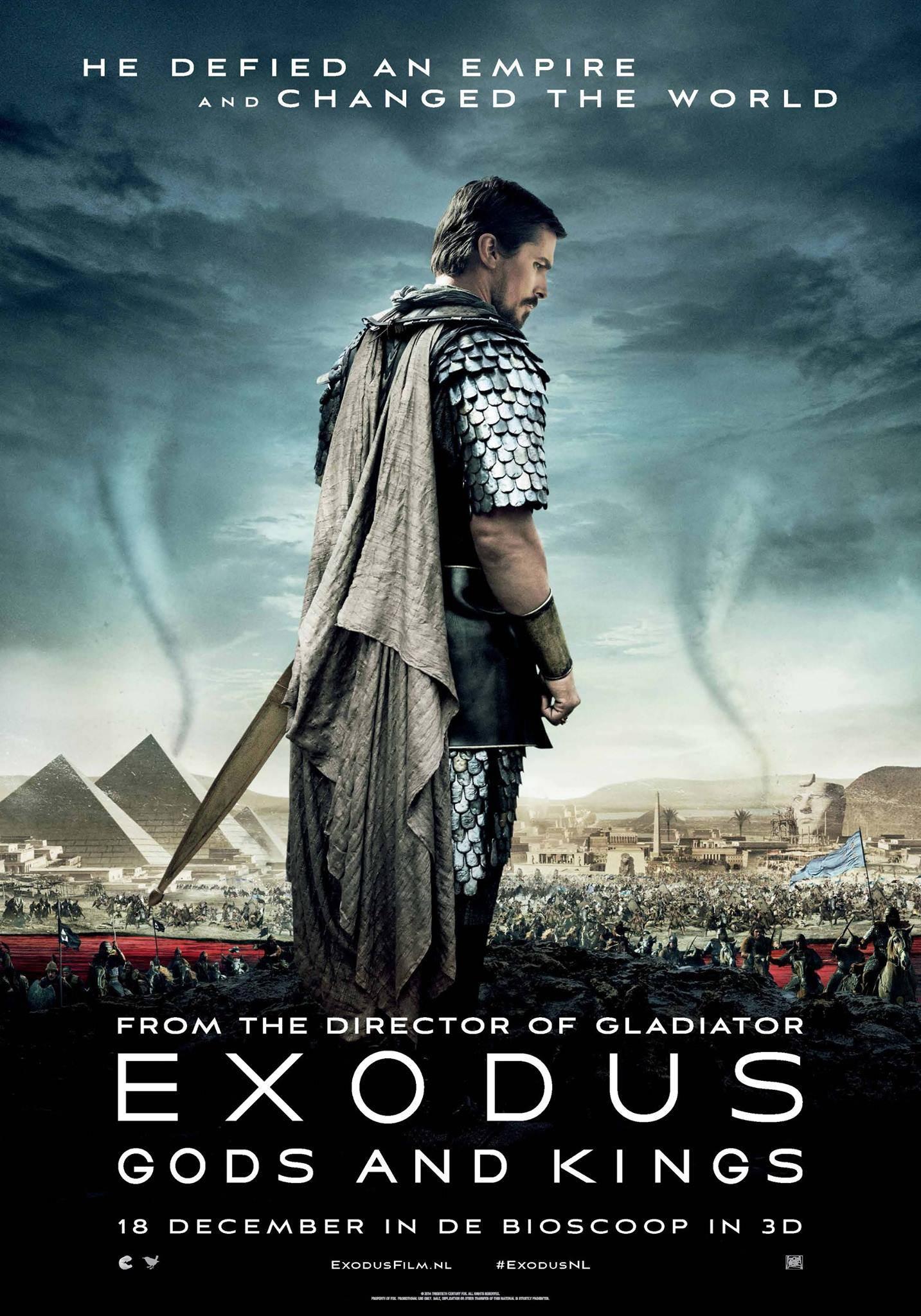 Trailer final de Exodo