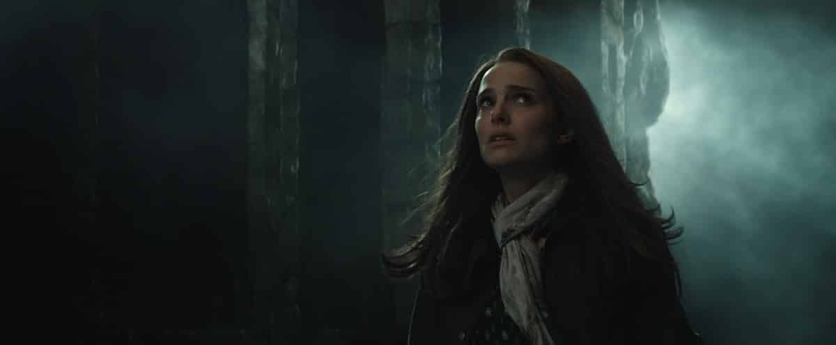 """Marvel's Thor: The Dark World""..Jane Foster (Natalie Portman)..Ph: Film Frame..© 2013 MVLFFLLC. TM & © 2013 Marvel. All Rights Reserved."