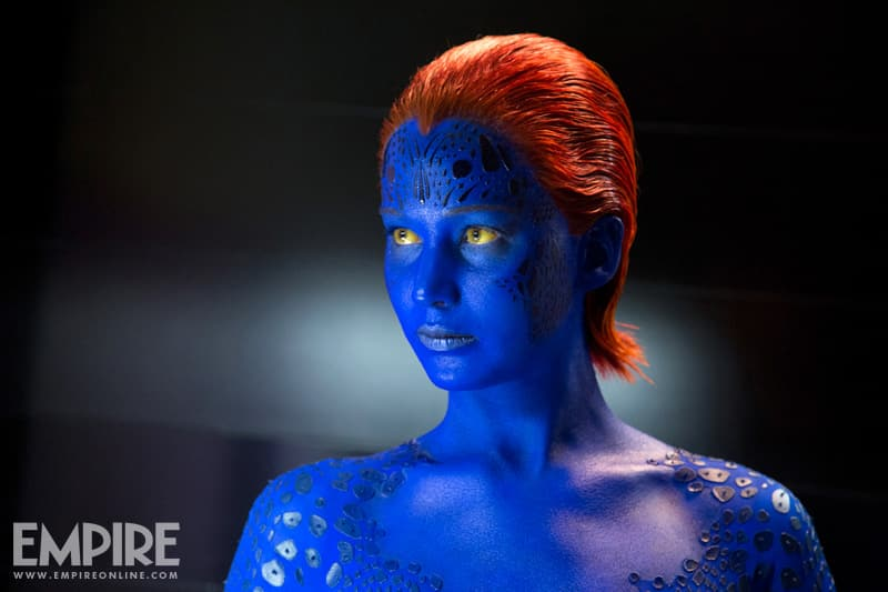 mystique jennifer lawrence