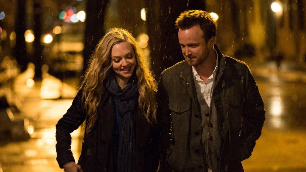 Amanda Seyfried y Aaron Paul en 'Lo Mejor de Mi Vida'.