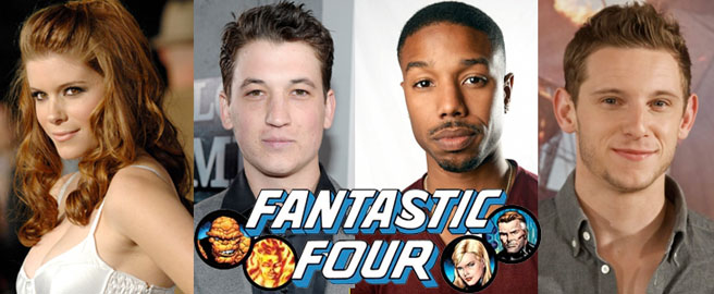 Fantastic Fail Four