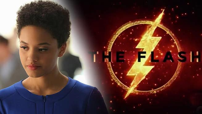 Flash, DC, Kiersey Clemons