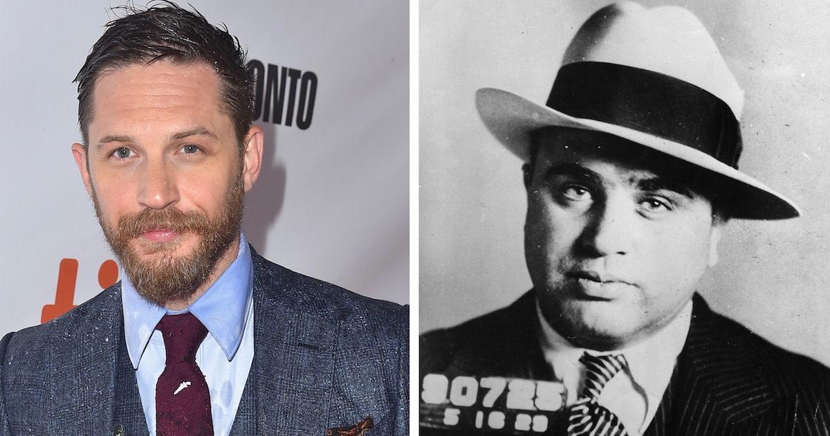Nueva imagen de Tom Hardy como Al Capone en Fonzo la biopic de Josh Trank