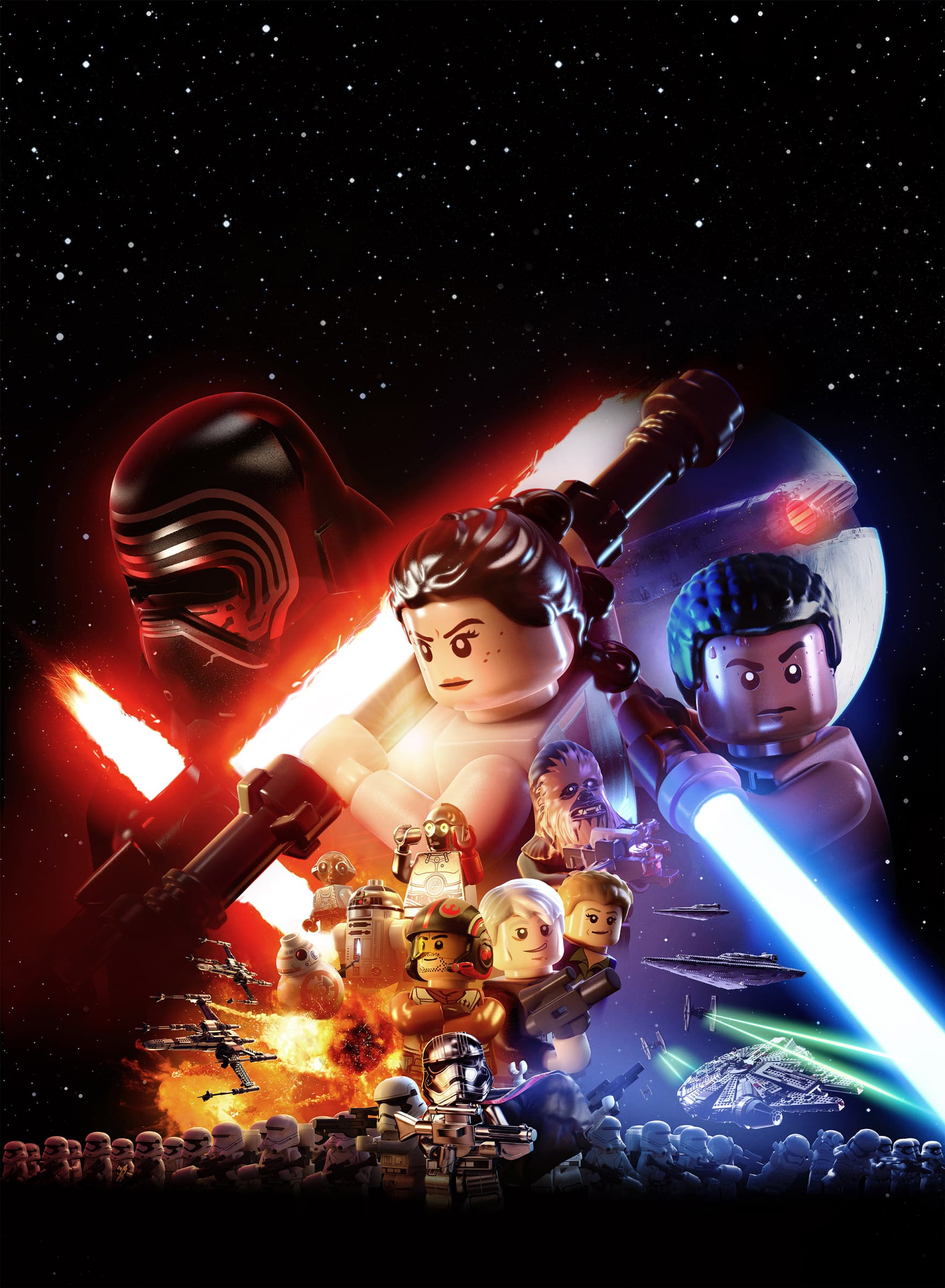 force awakens lego