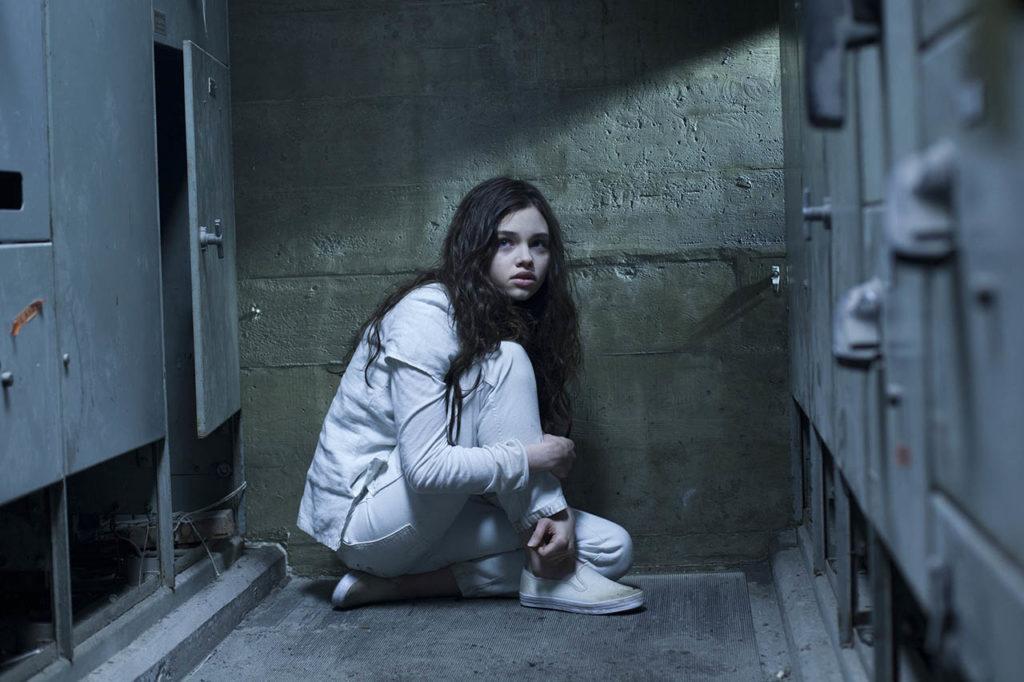 """India Eisley en """"Underworld: el despertar"""""""