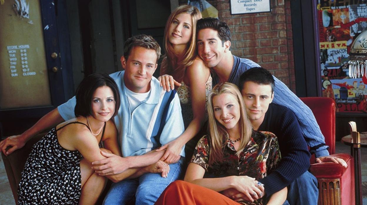 La reunión de FRIENDS pospone rodaje y emisión en HBO Max