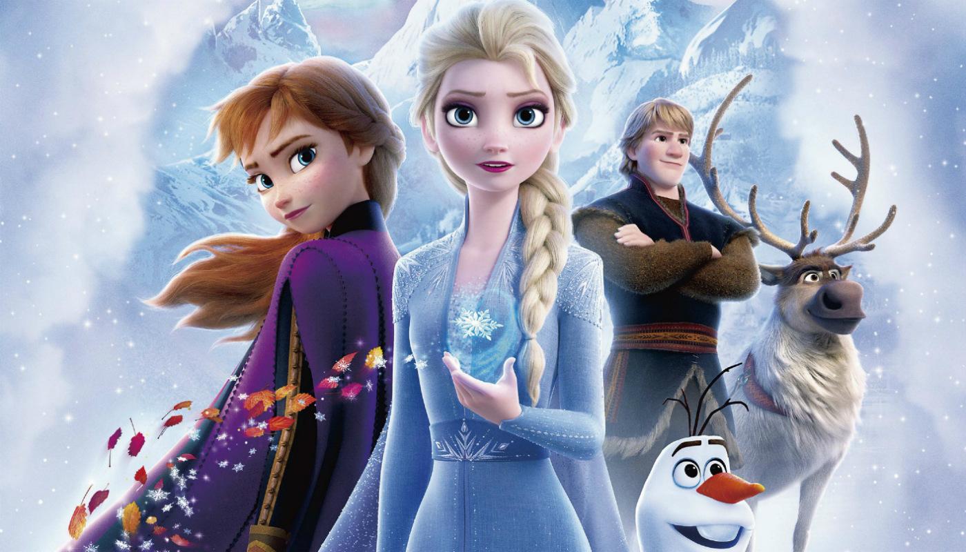 Frozen 2 supera mil millones de dólares en box office mundial