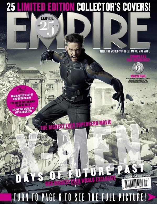 Wolverine Futuro