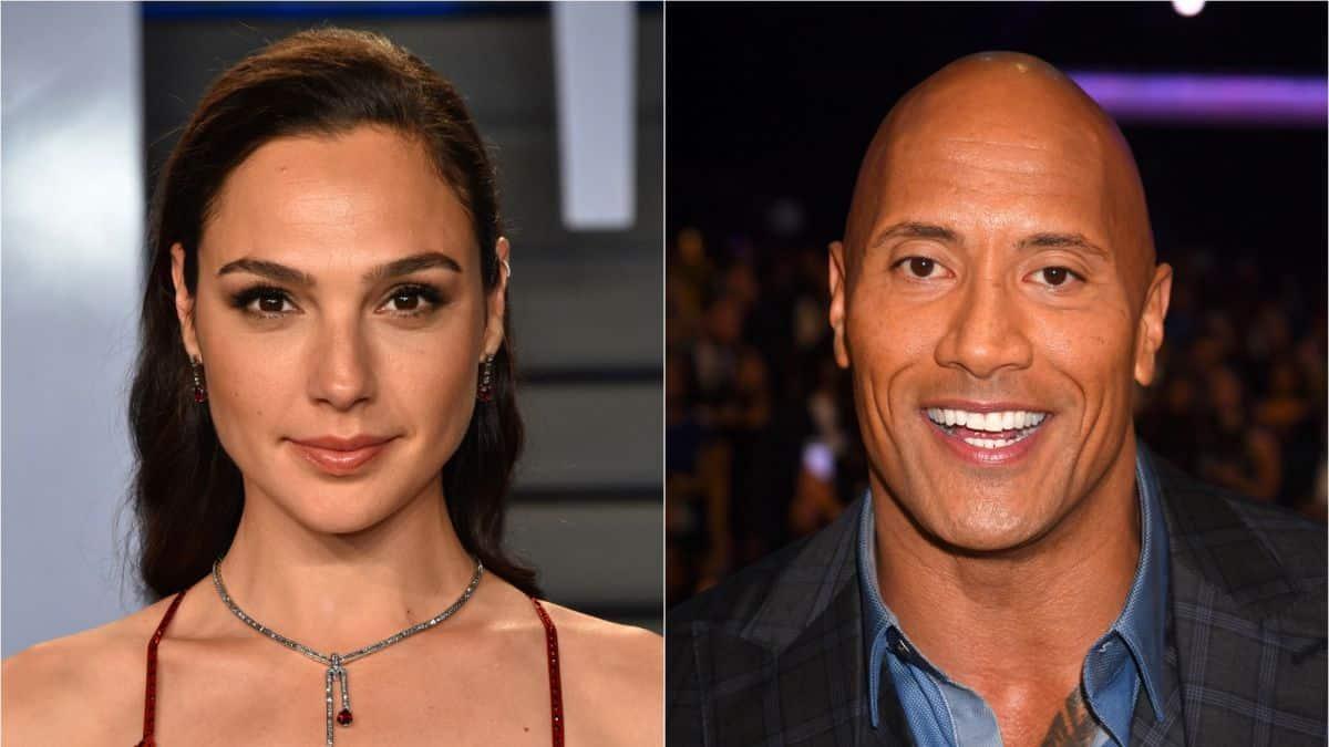 Gal Gadot y Dwayne Johnson protagonizarán thriller de acción Red Notice de Universal Pictures