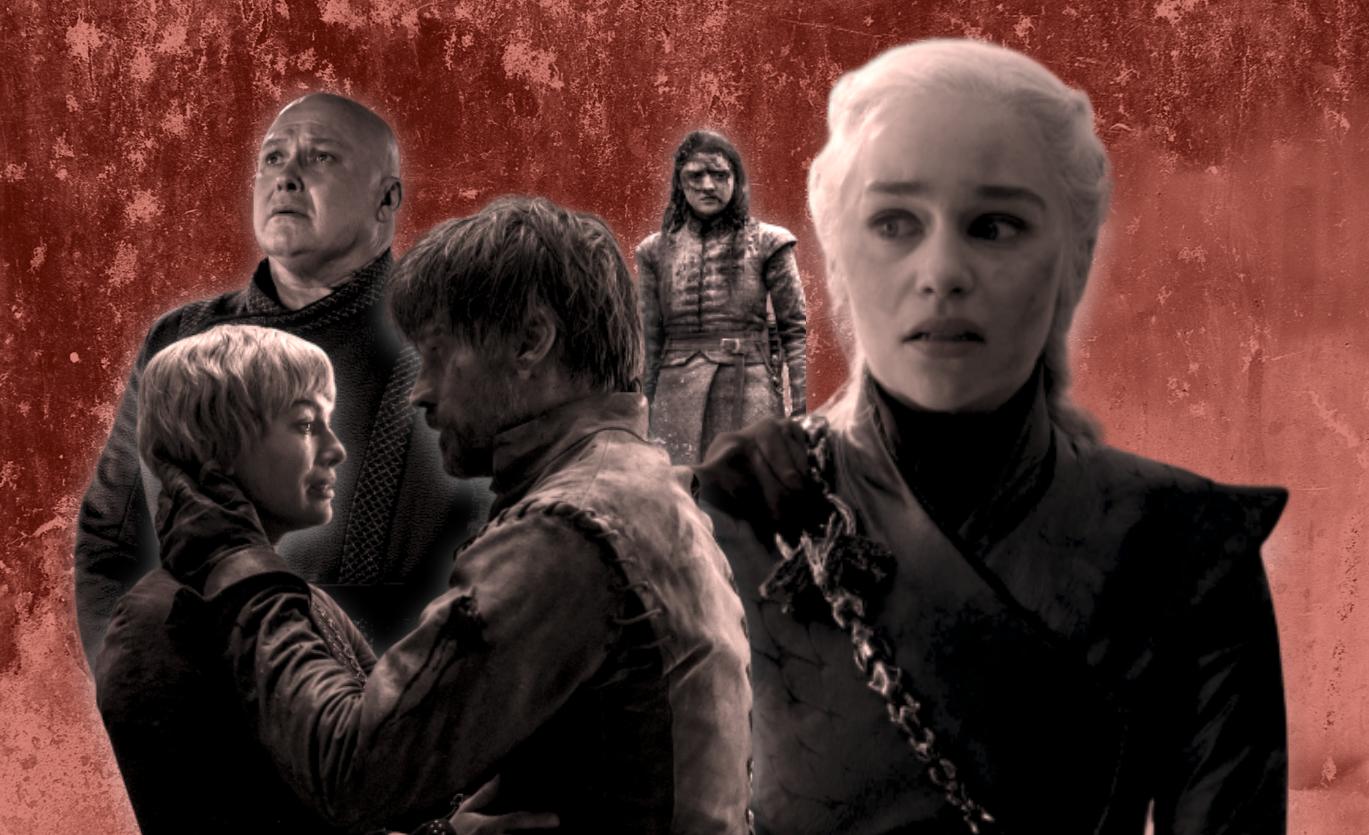 El penúltimo episodio de Game of Thrones rompe récords de audiencia y es el más visto