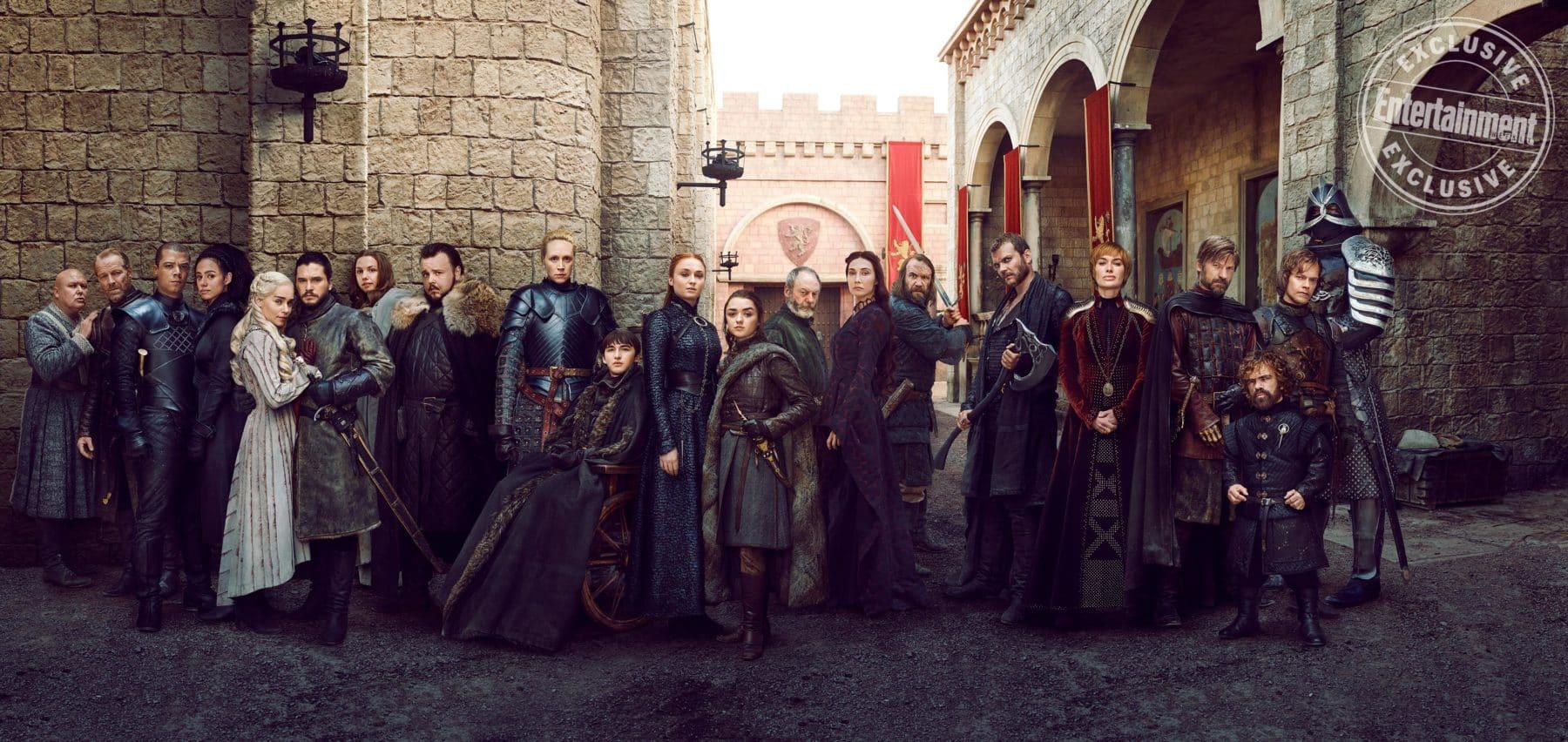 Game of Thrones: tráiler de octava temporada rompe récord de visualizaciones de HBO