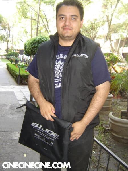 Ganador del Chaleco de G.I. Joe