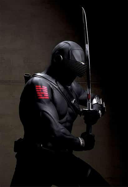 Snake Eyes, interpretado por Ray Park
