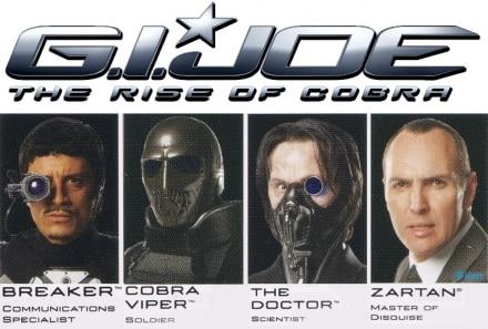 Personajes de GI Joe