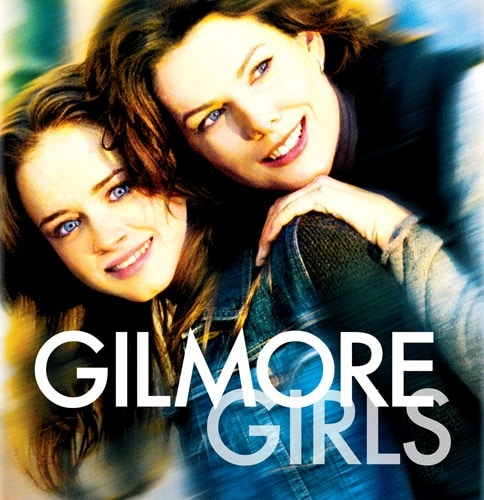 Promocional de The Gilmore Girls""
