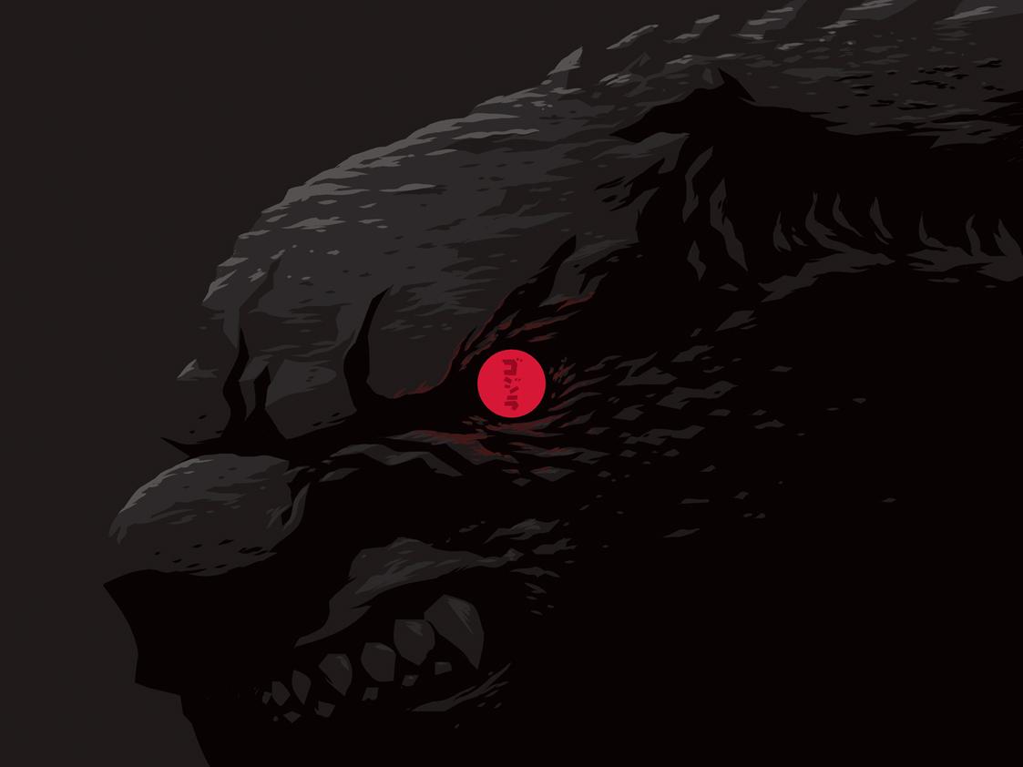 Godzilla Fan Made Poster