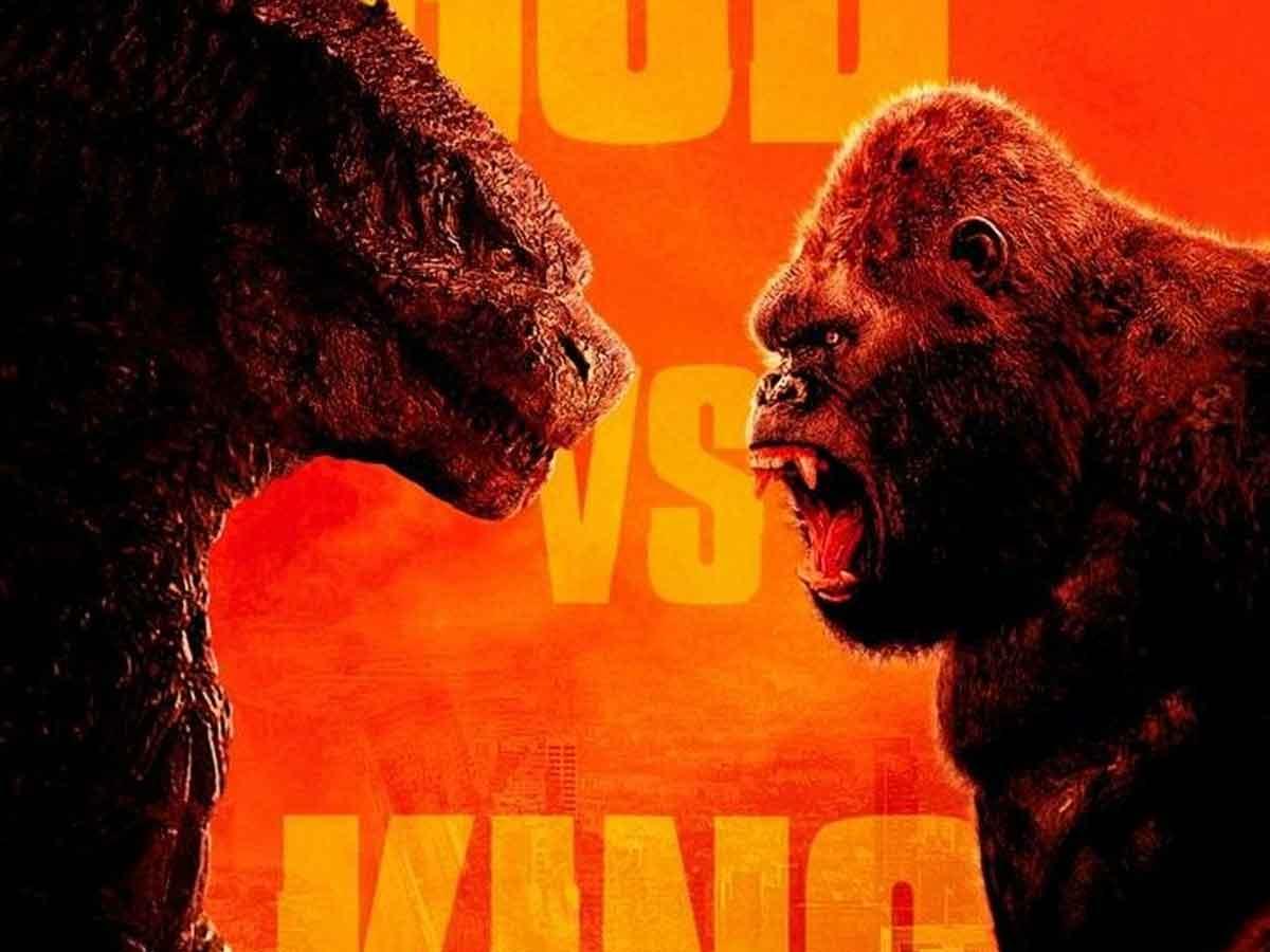 Godzilla vs Kong será clasificación PG-13