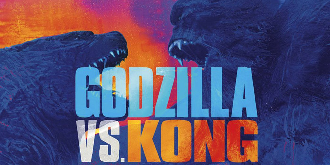 El crossover Godzilla vs Kong será clasificación PG-13