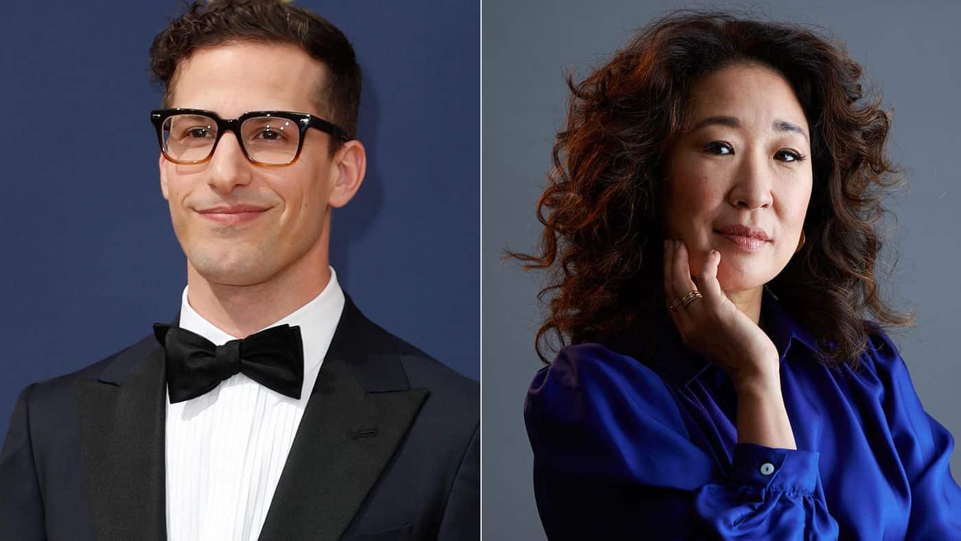 Golden Globes 2019: Sandra Oh y Andy Samberg serán los anfitriones de la ceremonia