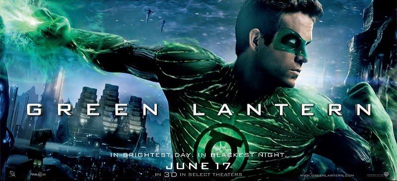 Warner Bros aun tiene planeada la secuela de Green Lantern.