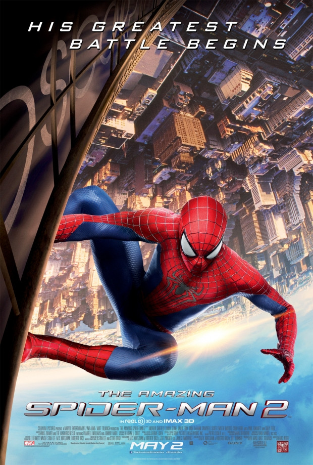 The Amazing Spider Man 2: ROE Poster