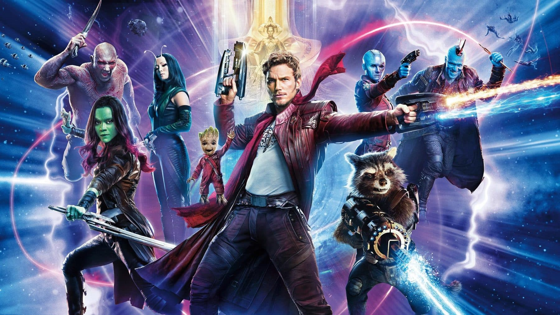 Elenco de Guardians of the Galaxy brinda apoyo total a James Gunn tras despido