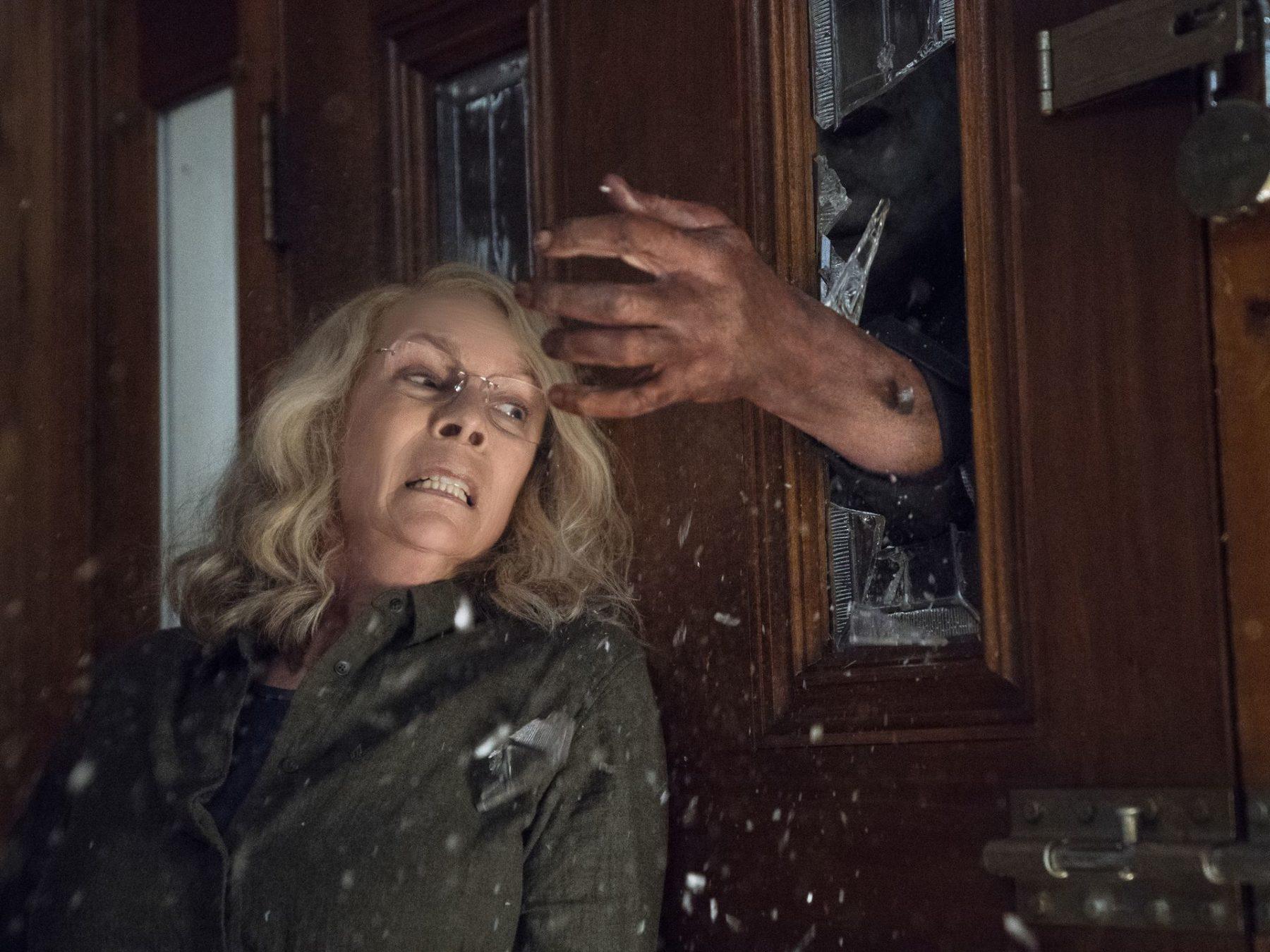 Primeras imágenes de Halloween enfrentan a Laurie Strode vs Michael Myers en la nueva secuela