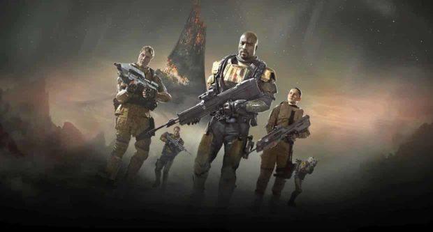 El trailer de Halo Nightfall