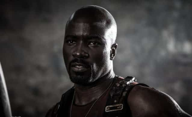 Mike Colter - Jameson Locke