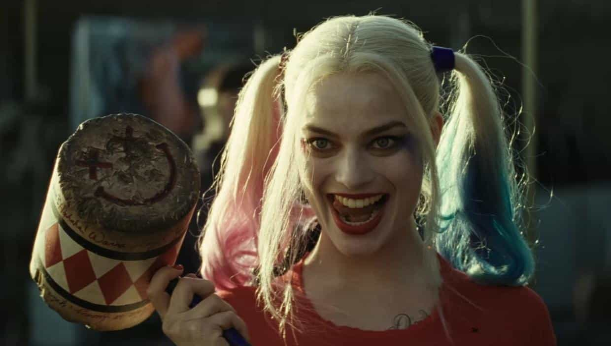 Suicide Squad, Harley Quinn, Cine3