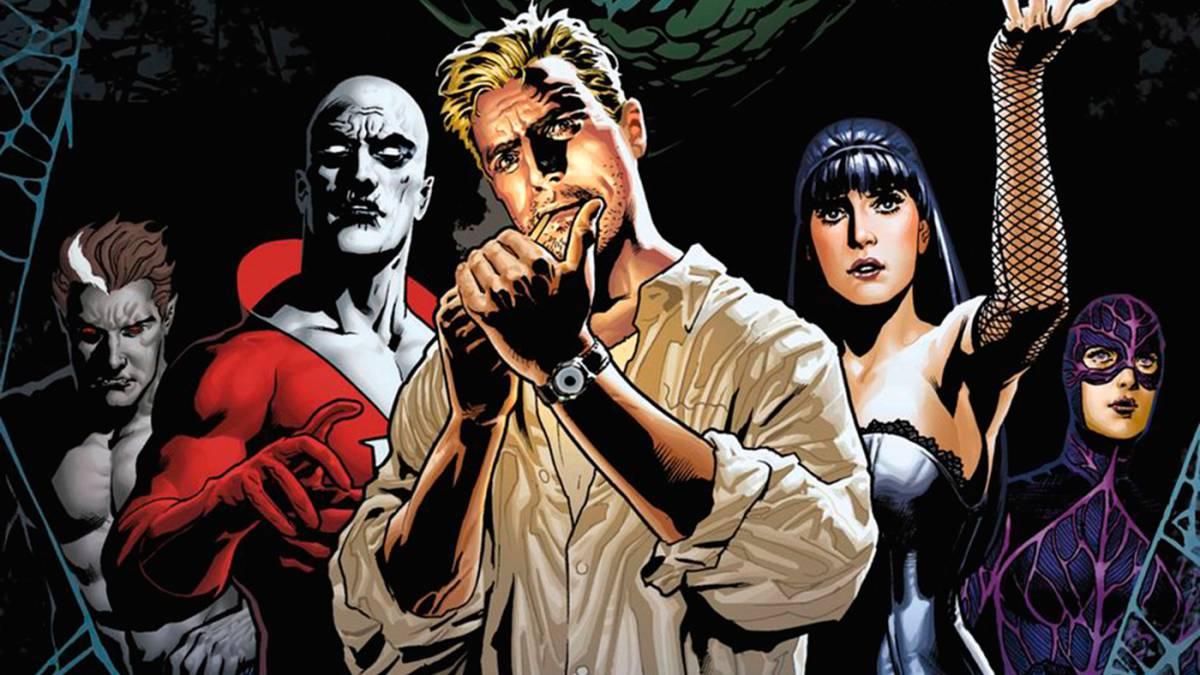 El streaming HBO Max hará series sobre Justice League Dark y The Shining