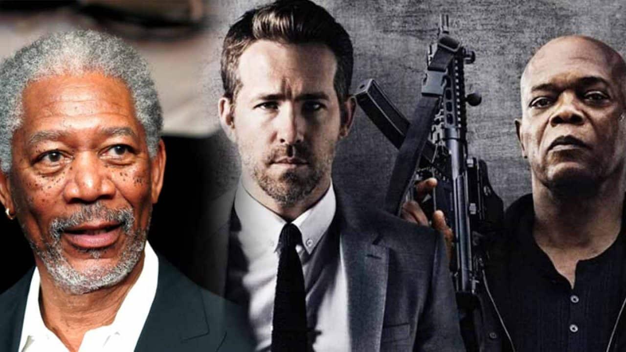 Morgan Freeman se suma a la secuela Hitman's Wife Bodyguard de Lionsgate