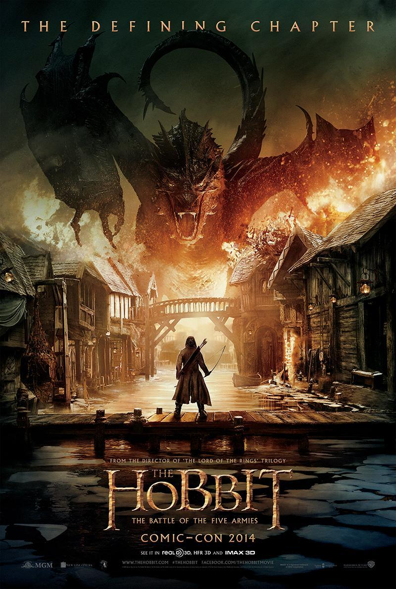 Hobbit: tbofa