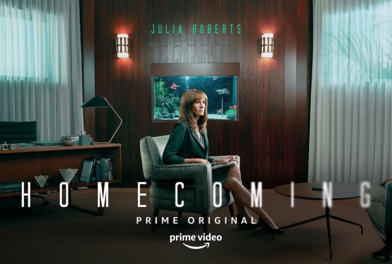 La serie Homecoming con Julia Roberts libera enigmático teaser tráiler en la #SDCC