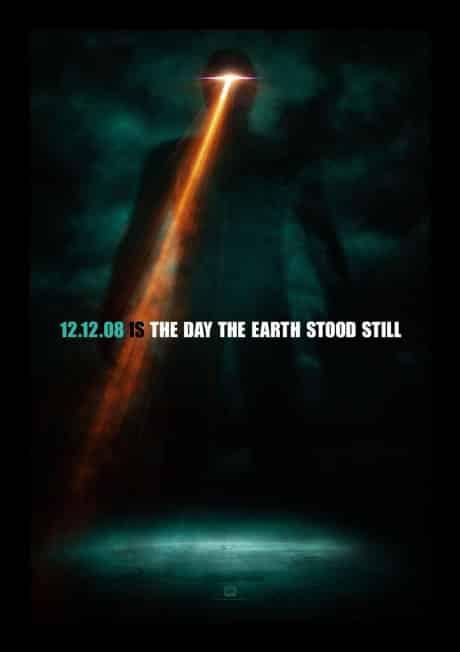 Promocional de El Día que la Tierra se Detuvo