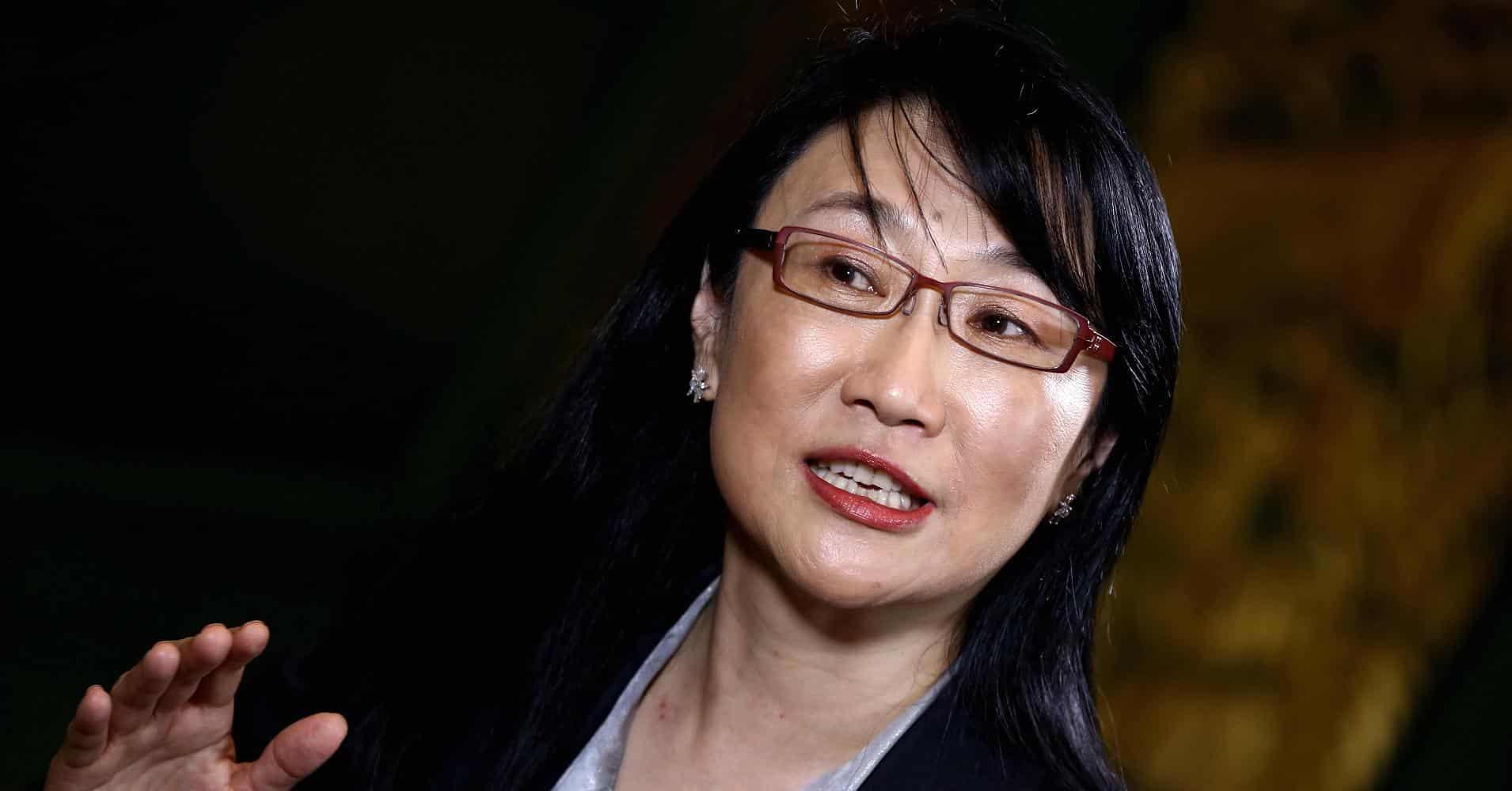 Cher Wang , CEO de la llena de retos HTC