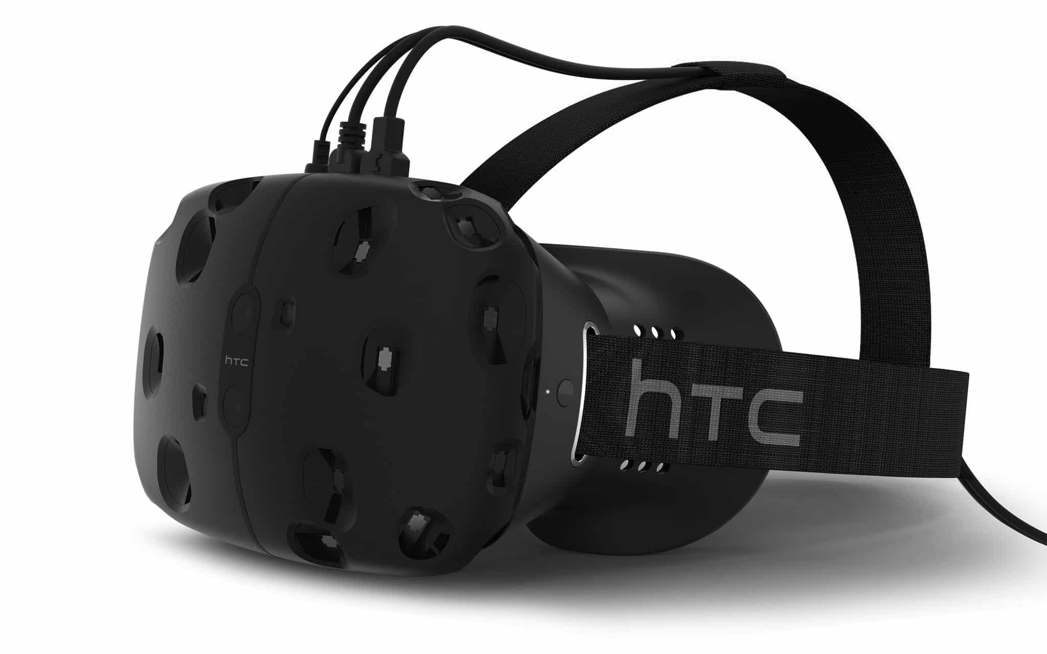 EL Headset VR de HTC y Valve