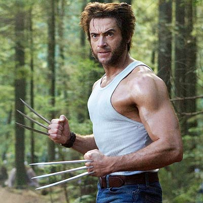 Wolverine en X-men: First Class
