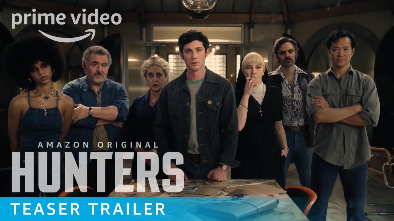 Hunters de Jordan Peele y Amazon libera nuevo teaser tráiler