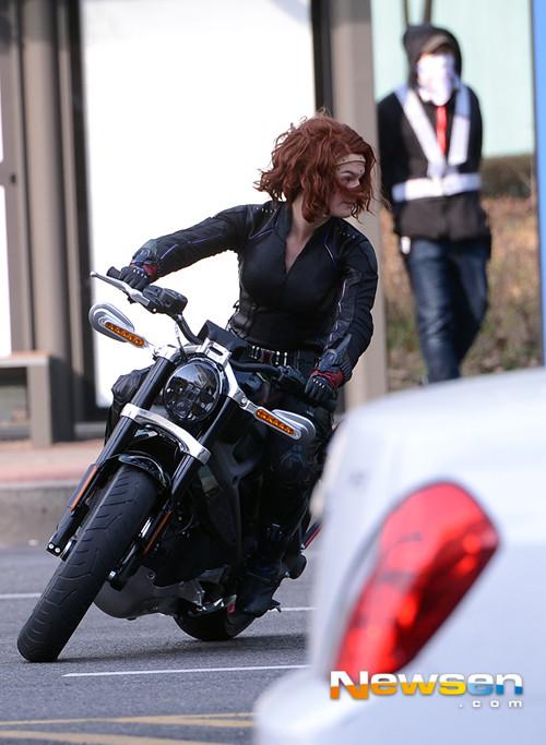 Black Widow AOU 7