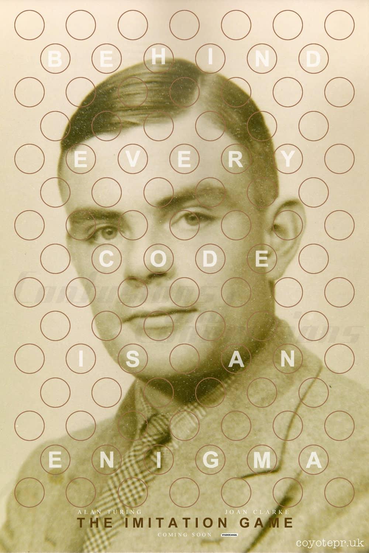Fotografía Original de Alan Turing