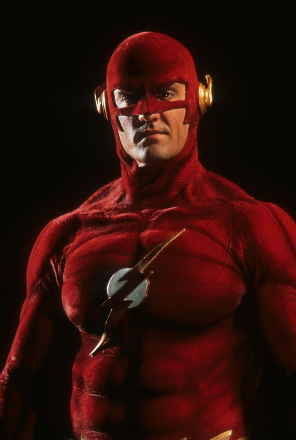 Flash - John Wesley Shipp